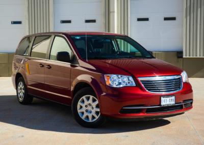Chrysler Town & Country Vans (7 Pasajeros)