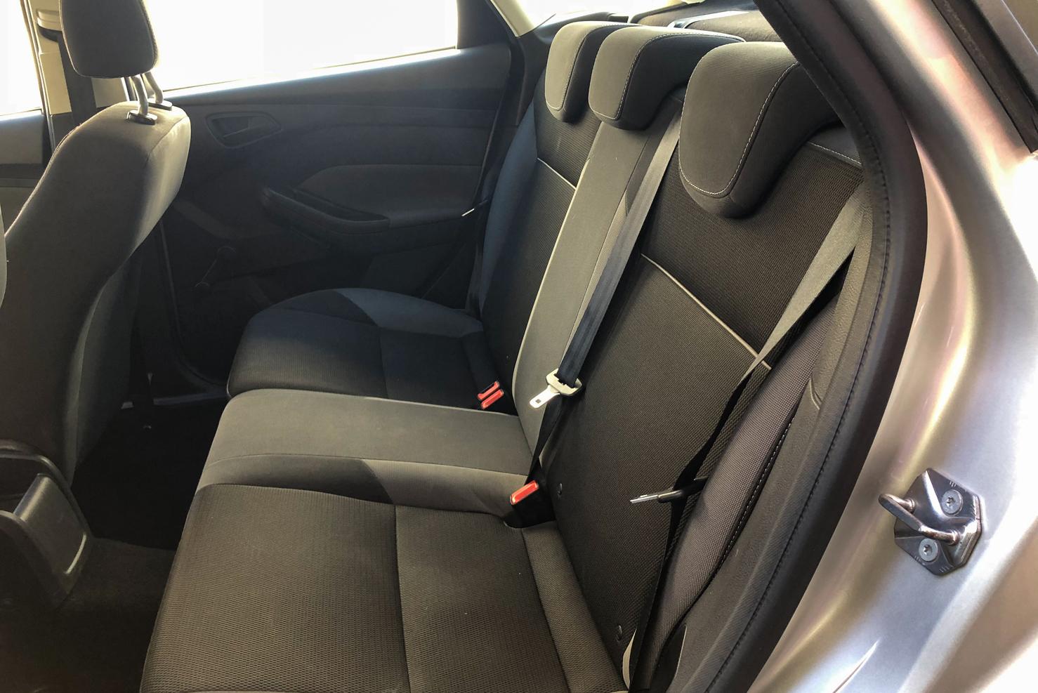 Ford Focus (Sedanes Compactos)