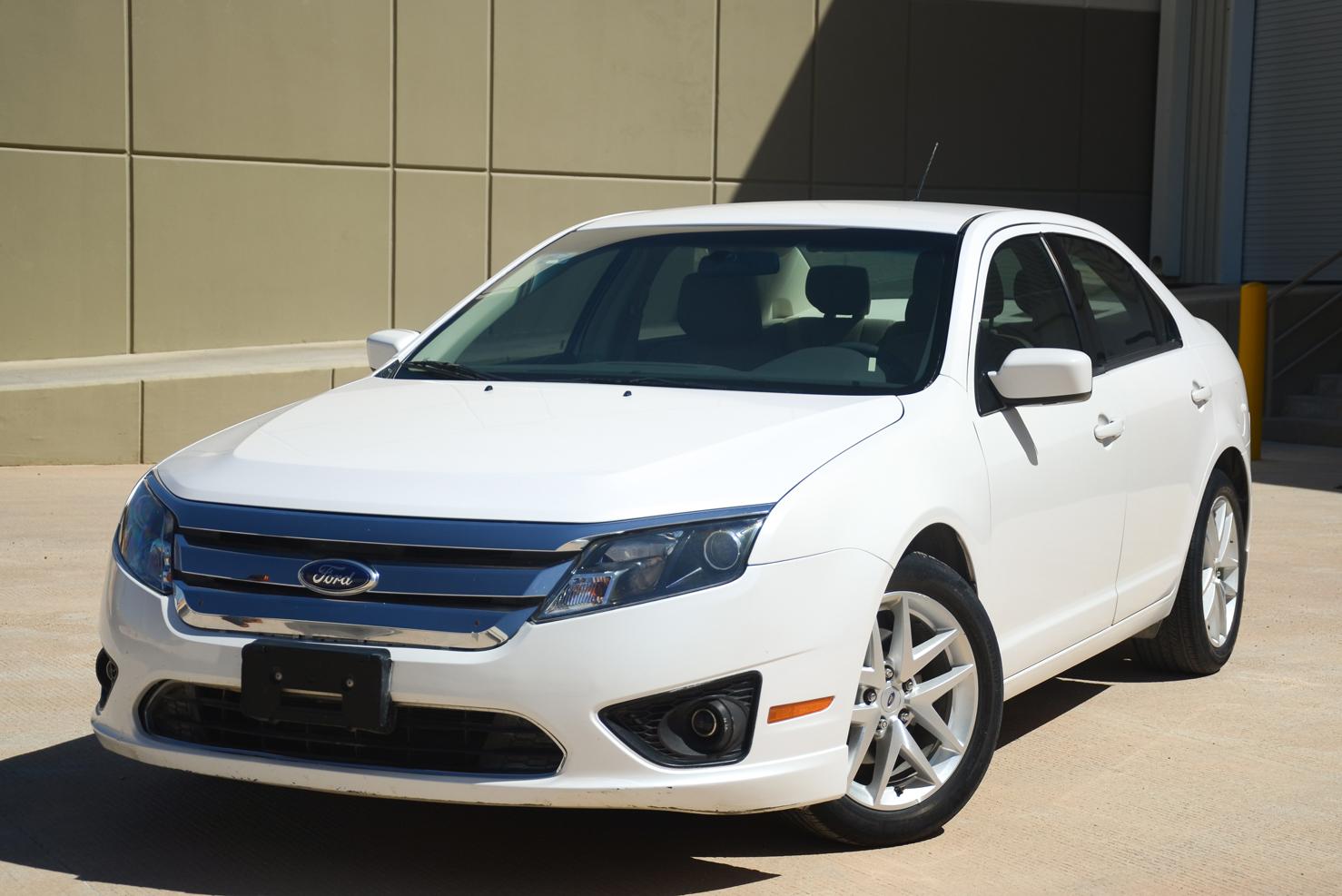 Ford Fusion (Sedanes Medianos de Lujo)