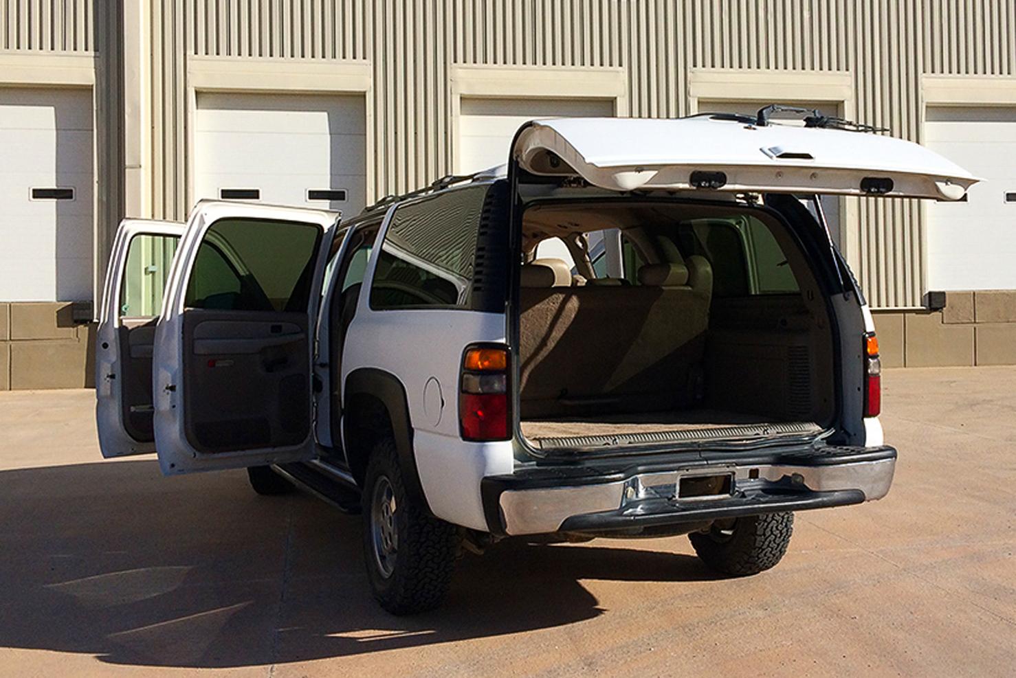 Chevrolet Suburban (SUV para Actividades Recreativas)