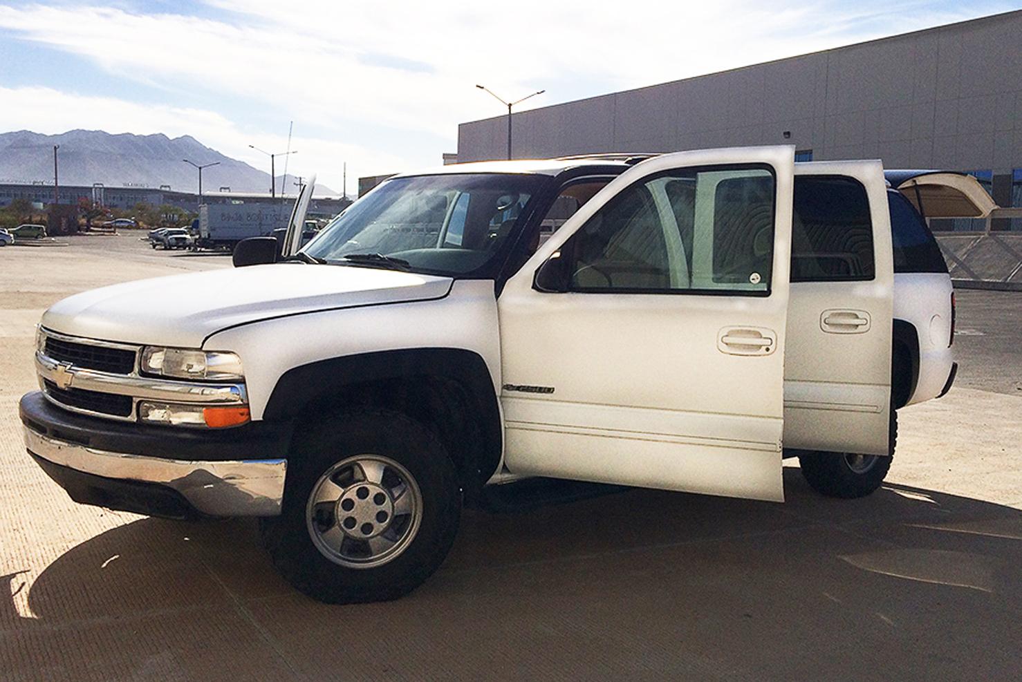 Chevrolet Suburban (SUV para Actividades Recreativas) | BBB Rent A Car Los Cabos Mexico