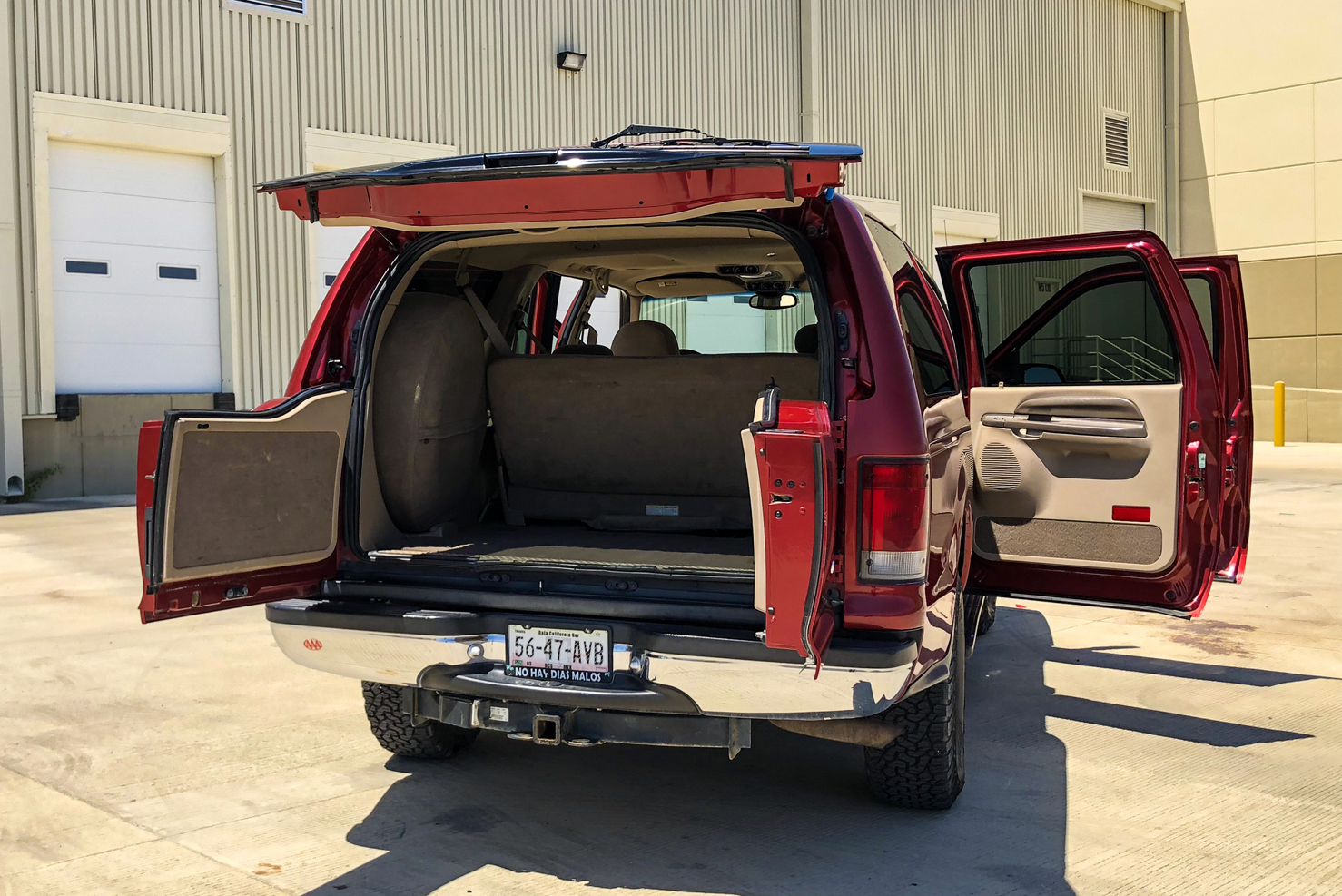 Ford Excursion | BBB Rent a Car