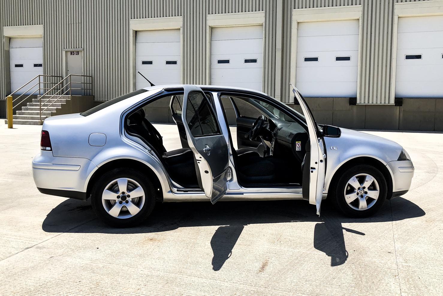 VW Jetta | BBB Rent a Car