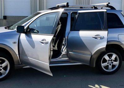 Mitsubishi Outlander (Tamaño Medio + SUV 2WD)