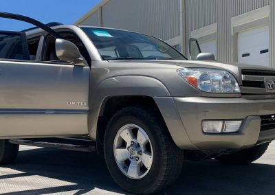 Toyota Cuarta Generación 4 Runner (Tamaño Mediano)