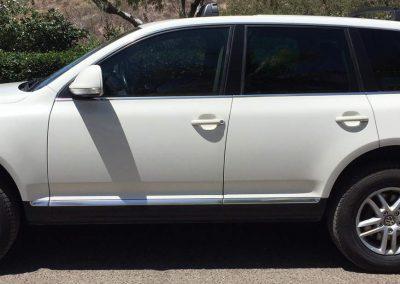 VW Touareg SUV's AWD (Tamaño Completo)