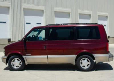 Chevrolet Astro Activity Van (2WD)