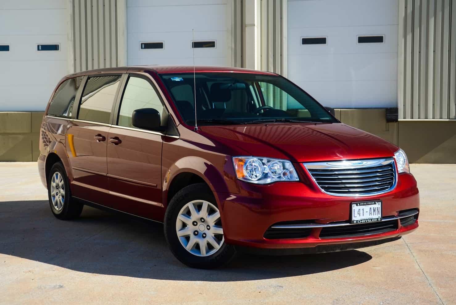 Chrysler Town & Country Family Van