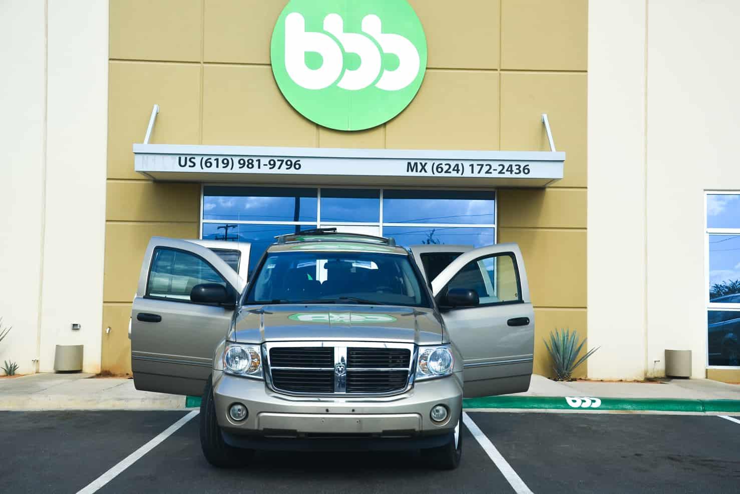 Dodge Durango | BBB Rent a Car | Los Cabos, Mexico