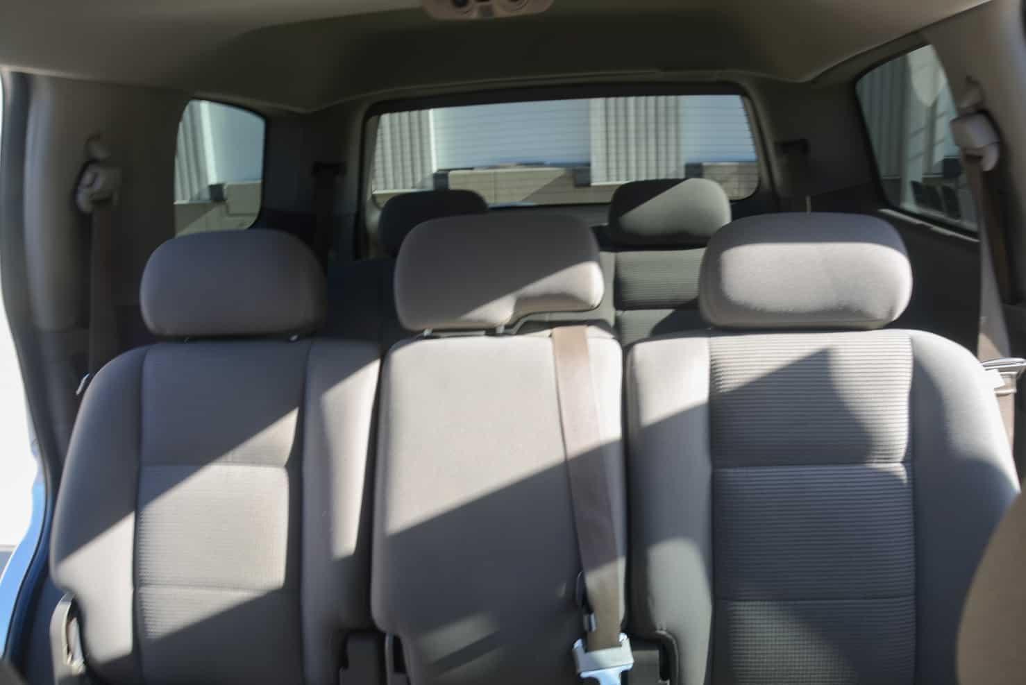 2nd seat seats 3 | Dodge Durango