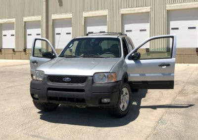 Ford Escape 4X4 SUVs (Mid Sized)