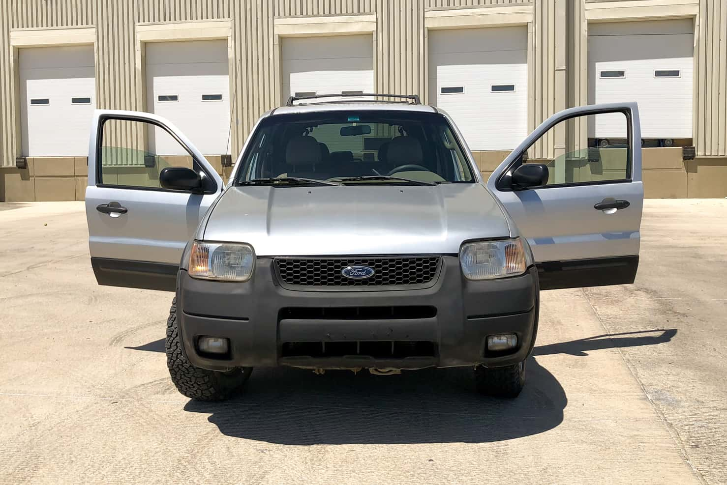 Ford Escape SUV   BBB Rent a Car