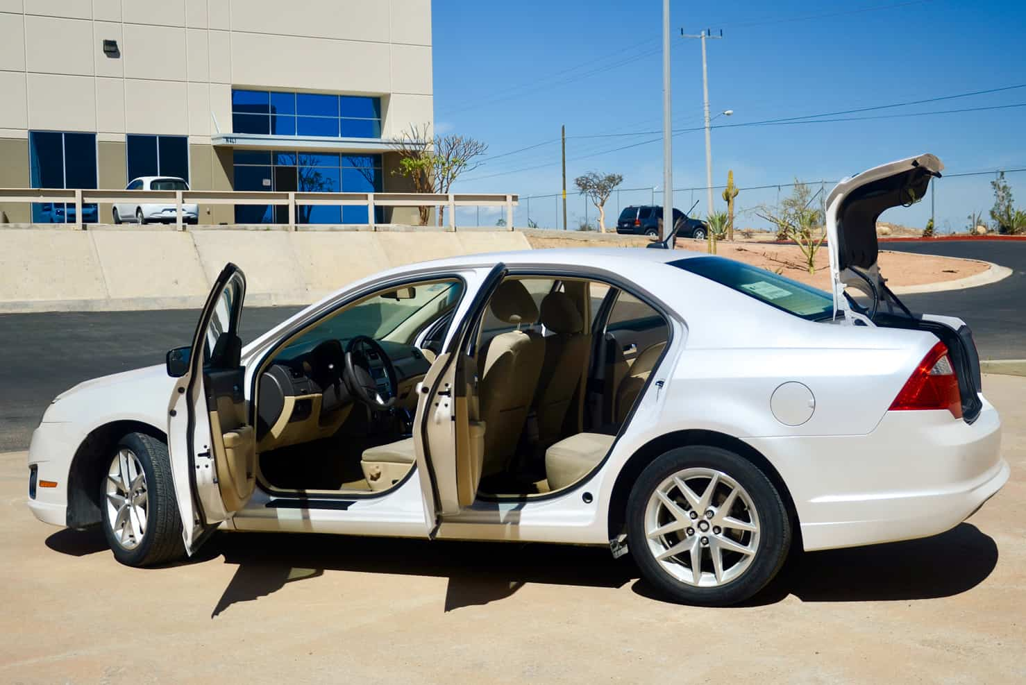 Loaded with Extras | Ford Fusion