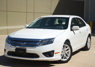 Ford Fusion Sedans (Deluxe Mid Sized)