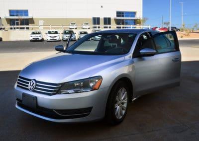 Volkswagen Passat Luxury Sedans (Deluxe Mid Sized)