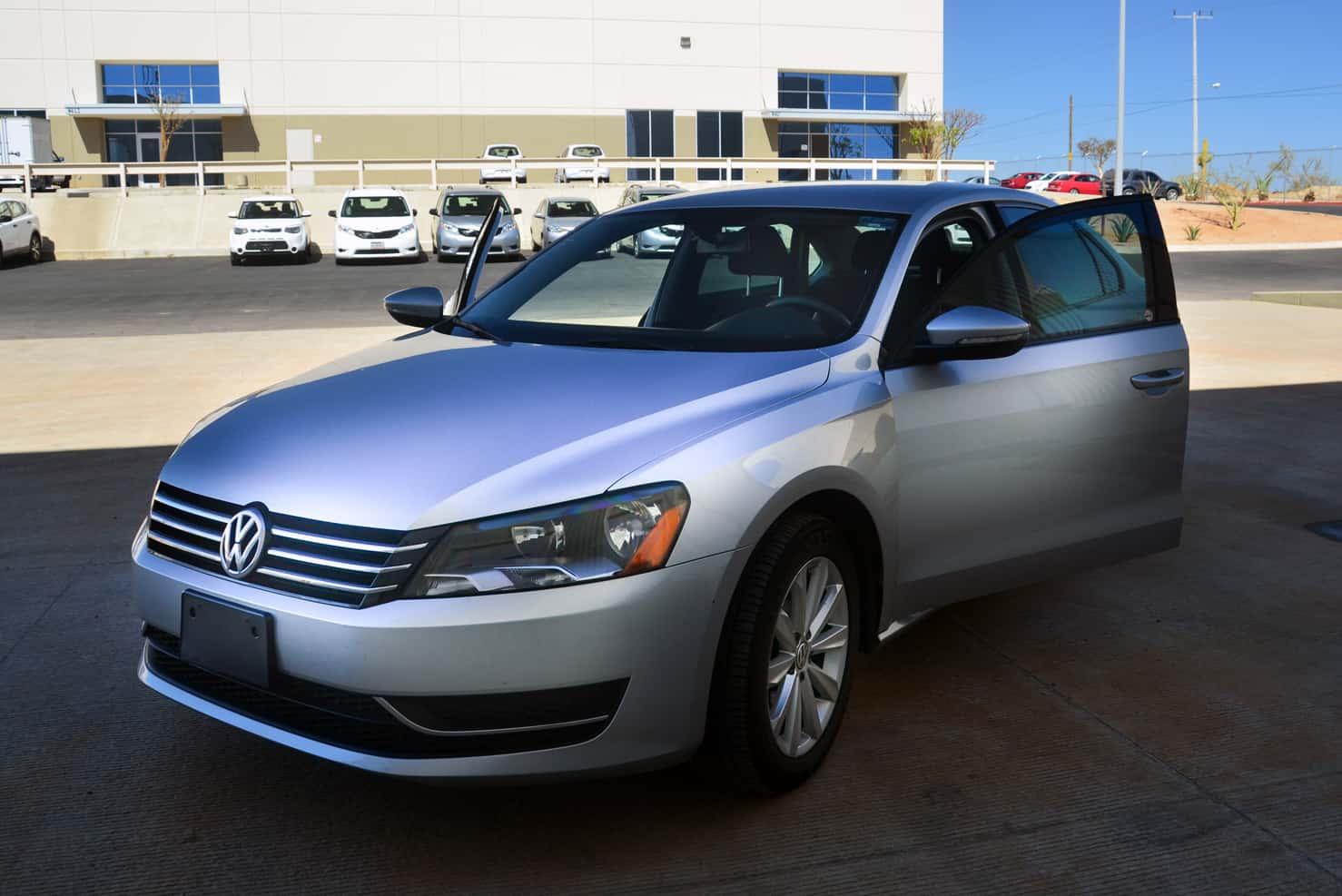 Volkswagen Passat Luxury Sedans | BBB Rent a Car