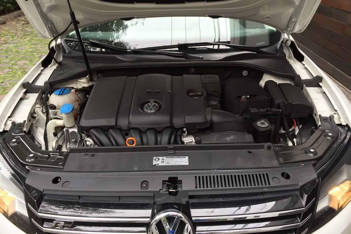 Volkswagen Passat Engine | BBB Rent a Car