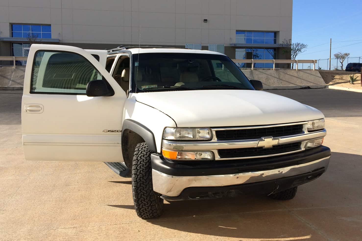 2WD Sports Activity Vehicles   Chevrolet Suburban   BBB Rent a Car Los Cabos