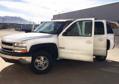 Chevrolet Suburban Activity SUV (Full Sized)