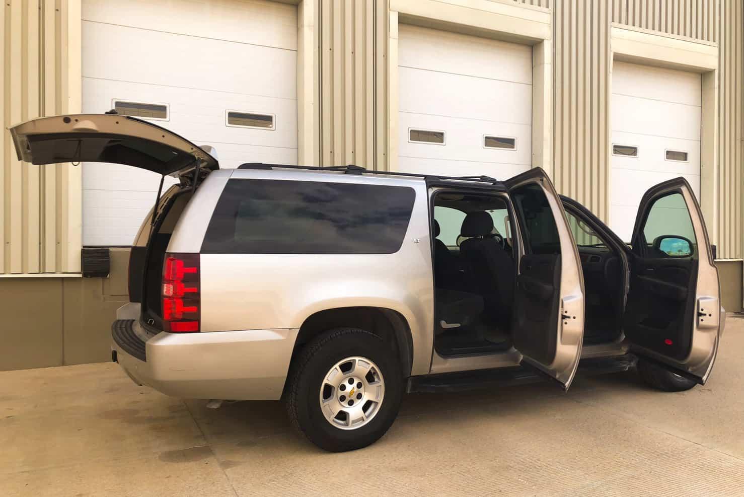 Chevrolet Suburban | BBB Rent a Car Los Cabos