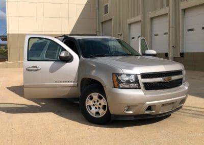 Chevrolet Suburban SUVs (Full Sized)
