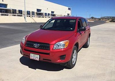 Toyota RAV4 (Mid-Sized)