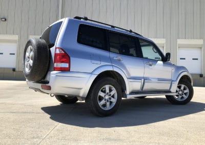 Mitsubishi Montero 4WD SUV's