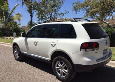 VW Touareg SUV's AWD (Full Sized)